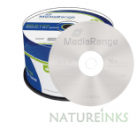 MediaRange Blank DVD-R 16x 4.7GB 120 minutes MR444 - 50 pieces